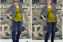 what to wear to work when you're expecting / by Heather