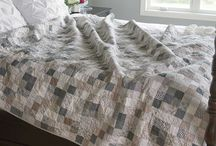 low-volume quilts