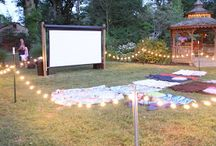 Backyard Theater