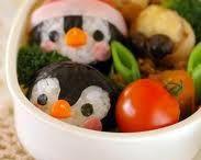 Food Penguins or Penguin food