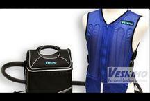 Veskimo Videos / Comprehensive video of the Veskimo 9 Qt. Hand Carry Personal Cooling System.