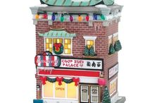 Collectible Buildings & Accessories