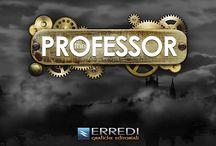 THE PROFESSOR - il Fumetto