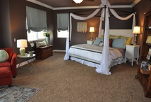 Master Bedroom / by Angie Heyne