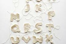 alphabet / by Gretchen Gerdsen Sword