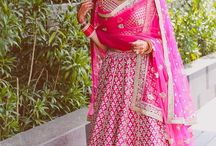 Indian bridal outfits