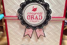 Graduación tarjetas