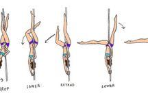 Cvičení u tyče