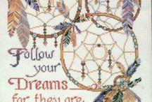 korálky -lapač snů
