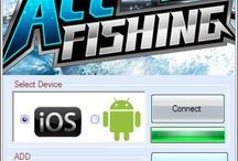Ace Fishing Wild Catch Hack iOS Android 2014