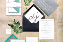 Bespoke Stationery by Rebecca Rose Creative
