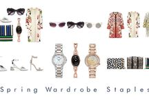 Spring Women's Fashion