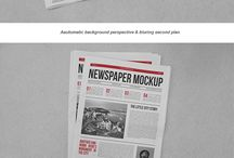 newspapers design
