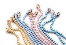 Venere - un tocco di colore / #jewels #MadeinItaly #ItalianPassion #DolceVita #collezioneVenere #tennisbracelet #colors