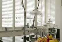 Raamdecoratie - Keuken / Raamdecoratie inspiratie voor de keuken