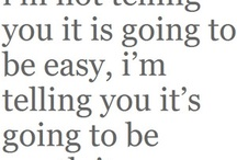 Fave Quotes / by Monica Downing