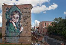 World of Urban Art : HERAKUT  [Germany]