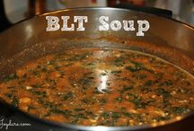 Food for Me:  Soups