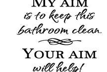bathroom bits