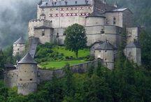 Traveling in Austria