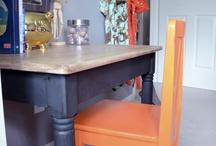 Sam's Desk