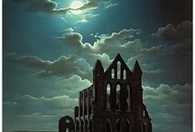 tajomna noc( gothic)