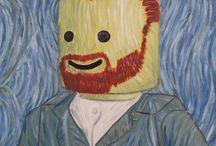 Ateliê CM Van Gogh / Meu pintor preferido