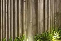 ELEMENTS: Outdoor shower