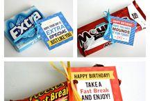 Candy Bar Savings