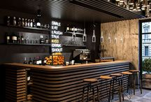 Cafe/Bar Interior
