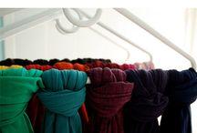 Organize: clothes