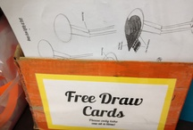 Art: Free Choice Time / TAB, free choice activities for the art room