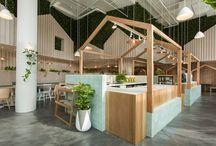 restaurant-devide space