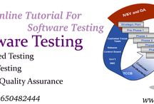 Online Tutorial For Software Testing