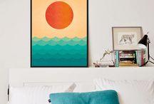 Schilderij / Inspiratie schilderij?
