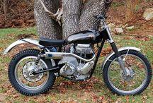 Moto Fuoristrada -  Vintage