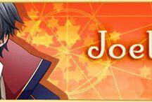 Shall we date? Wizardess heart - Joel Crawford