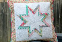 Pillows/Cushions / by Sew Fresh Quilts