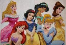Cross Stitch: Princess / by Lisa Crawford