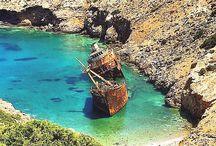 Amorgos island (Αμοργός)