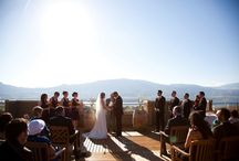 Spirit Ridge Weddings / Experience the true meaning of 'destination wedding' with a stunning and scenic ceremony at Spirit Ridge at Nk'Mip Resort, overlooking vineyards and Osoyoos Lake. Treat yourself and your wedding party to the best in Okanagan vacation rentals plus on-site spa services and a fantastic four-season playground offering world class golf, dining, winery tours, beaches and swimming pools and enrichment activities just steps from your room.