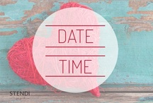 Date Time / Perfect outfit for date! Fashion from love #Stendi