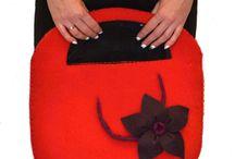 Nadia Vilt / Nadia Vilt handmade felt bags