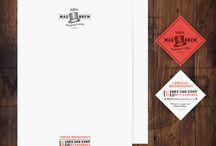 identity & type & logo & brand