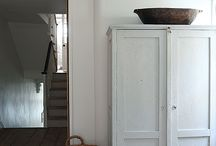 Baskets in every corner / Baskets are the perfect accent to any room