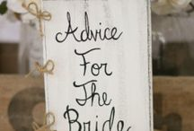 Bridal Shower Ideas / by Jeanie Gregorich