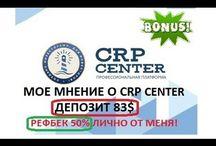 CRP Center - ИНВЕСТИЦИОННАЯ ПЛОЩАДКА