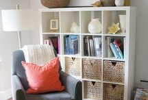 Reading corner ideas