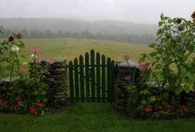 I wish I had a garden like this