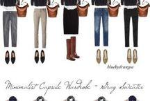 Fashion Capsule Wardrobe
